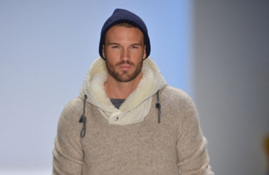 Männermode: Winter und Herbst werden warm