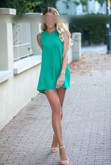 Blondes Escortmodel Katy