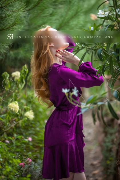 rothaariges escortgirl Paris (8)