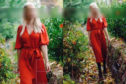 fashion-escort-model