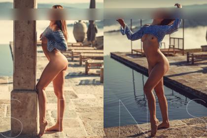international-escort-model