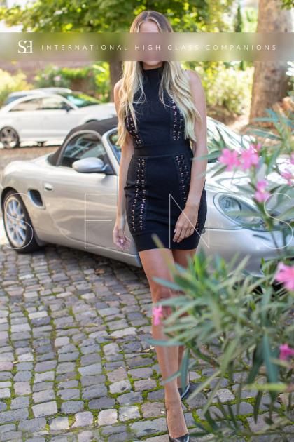 Blondes Escort Model Wien (2)